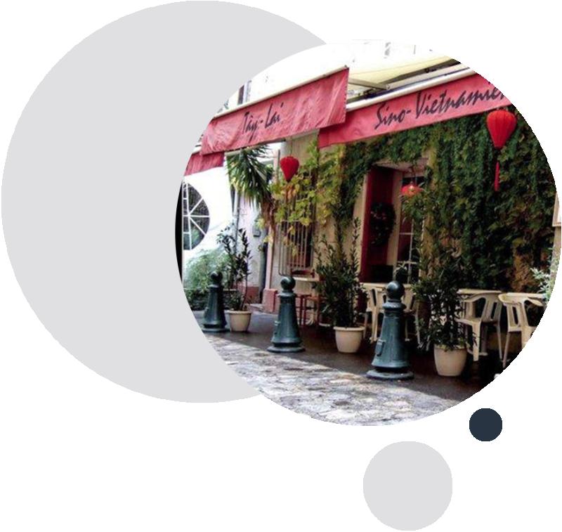 Le Restaurant - Tay-Lai - Restaurant Aix en Provence
